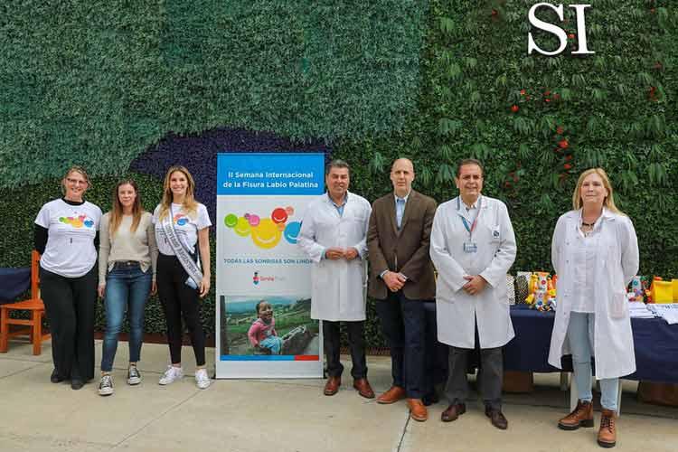 San Isidro se sumó a la semana mundial de la sonrisa