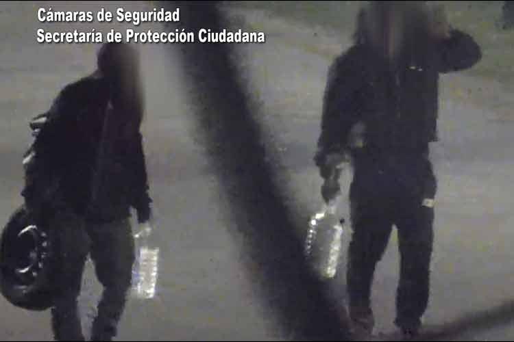 Robaron herramientas de una casa en Tigre y fueron detenidos a pocas cuadras