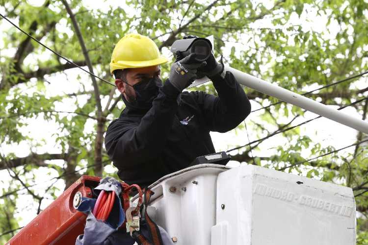 Vicente López refuerza su sistema de seguridad con más cámaras