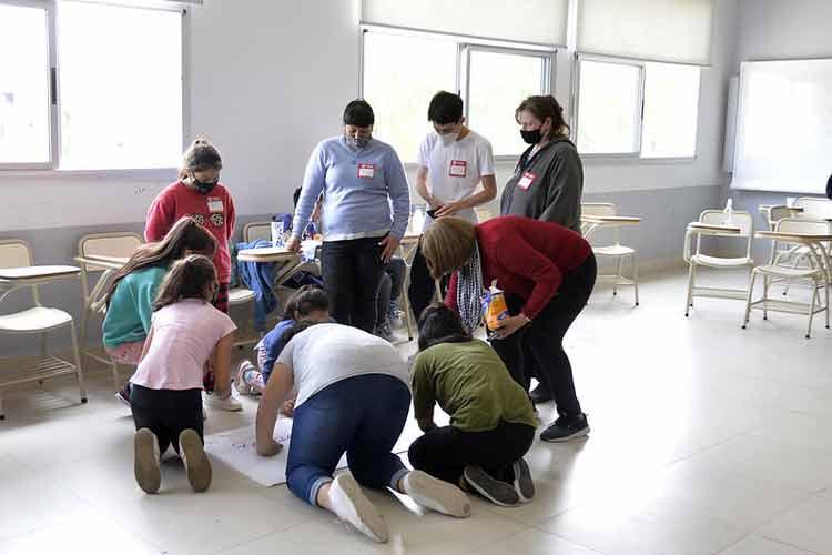 Tigre eligió sus proyectos sociales para participar del programa provincial Decisión Niñez