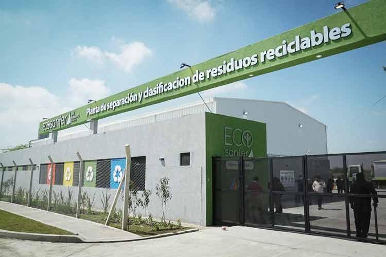 San Fernando inauguró su nueva planta de Residuos Reciclables