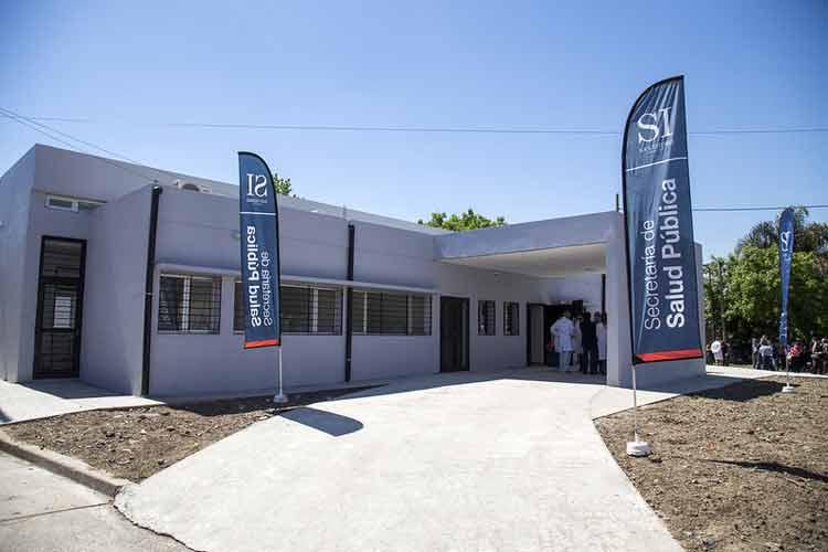 San Isidro finalizó con las obras del nuevo centro de salud de Villa Adelina